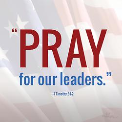 Pray4Leaders
