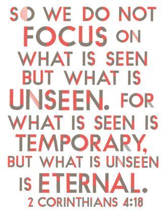 Focus on Unseen