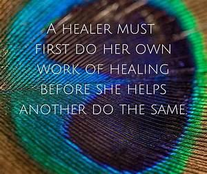 Healer-Self First