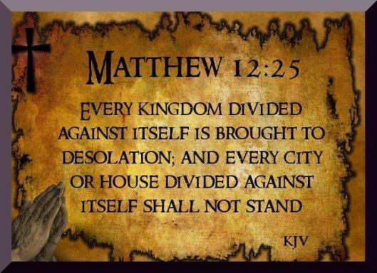 House Divided-Matthew