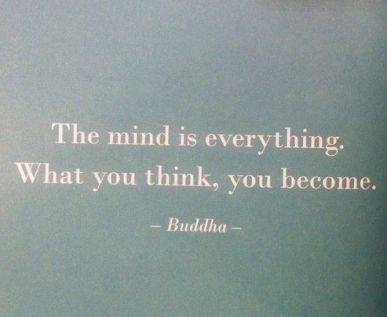 Mind Everything - Buddha