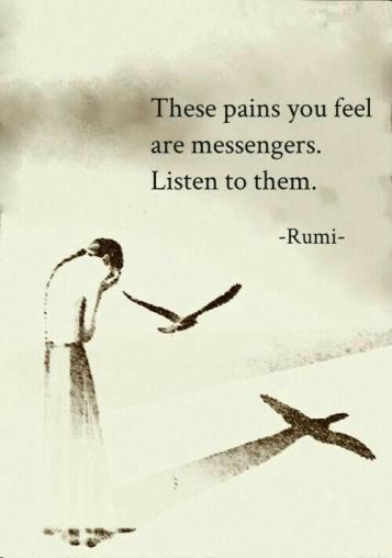 Rumi PainMessengers