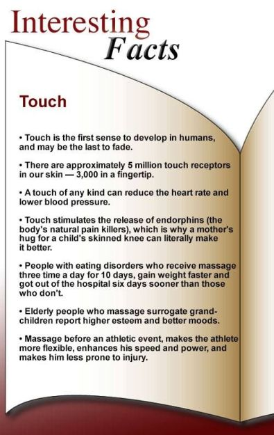 Touch-Facts About&Body