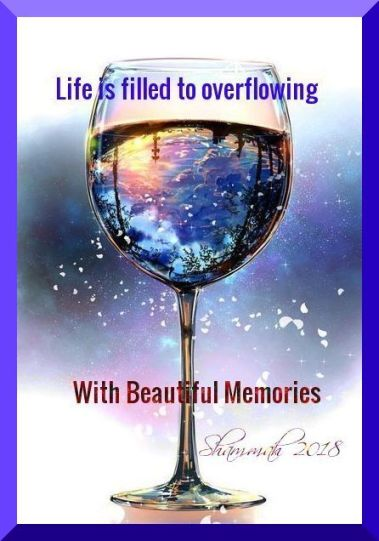 Wineglass Full Memories2