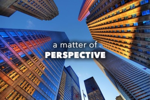 A Matter of Perspective - Life