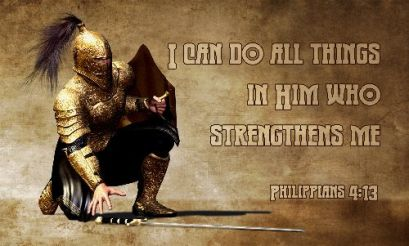 He Strengthens Me