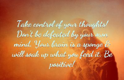 Thoughts - Take Control
