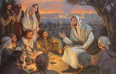 Yeshua & Disciples