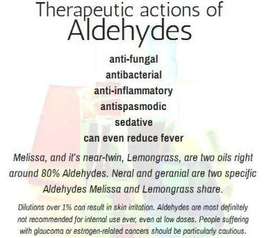 Aldehydes in Essential Oils