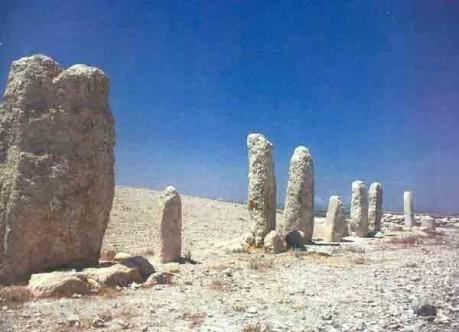 Gezer Pillars