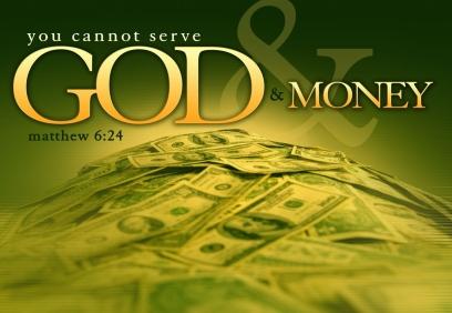 Can't Serve YHWH & Money - Matt 6-24