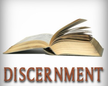 Gift of Discernment - Discern Truth
