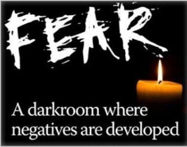 Fear a Darkroom