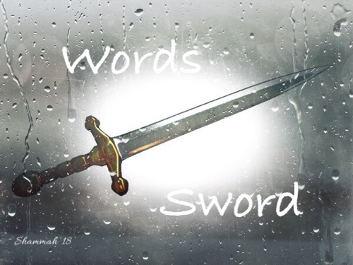 Words – Sword