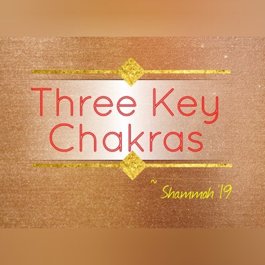 Balance These Three Chakras